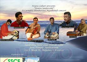 EventMozo Swara Sanjeevini - Carnatic Hindustani Jugalb...