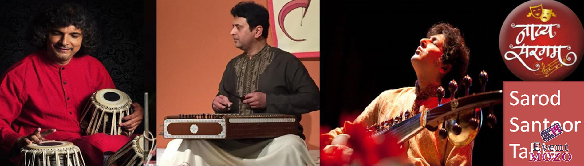 EventMozo Twiligh Melodies - Partho Sarathy on Sarod, Madan Oak on S....