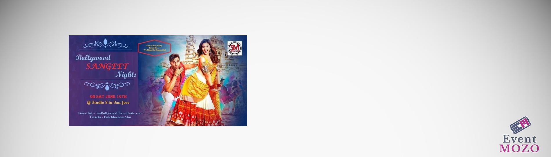 EventMozo Bollywood Sangeet Nights - Desi Attire Party