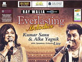 Kumar Sanu and Alka Yagnik Live In Concert - Bay Area