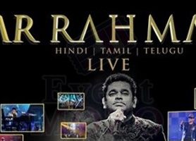 creationsbox AR Rahman and Troupe LIVE 2018 - 25 Glorious Years Of Music (Bay Area)