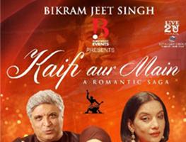 KAIFI AUR MAIN - Cast:Shabana Azmi, Javed Akhtar, Jaswinder Singh - Bay Area