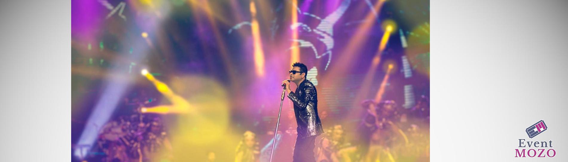 EventMozo A R Rahman Live in Concert 2018, Washington DC