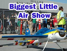 EventMozo Biggest Little Air Show