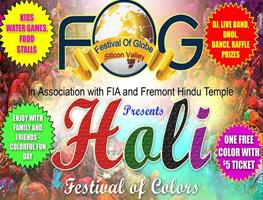eventmozo FOG Holi - Festival of Colors