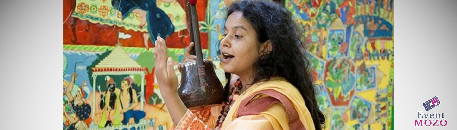 EventMozo A Rare Evening of Spiritual Song from India with Parvathy Baul