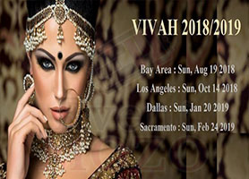 EventMozo Vivah 2018 Bridal Expo Los Angeles