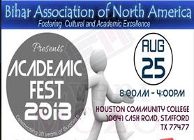 EventMozo Academic Fest 2018