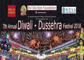 creationsbox 7th Annual Diwali - Dussehra Festival 2018