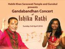 Gandabandhan Concert of Ishika Rathi