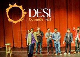 5th Annual Desi Comedy Fest