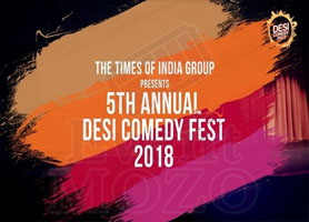 creationsbox Desi Comedy Fest