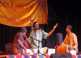 eventmozo Vidwan TM Krishna Concert
