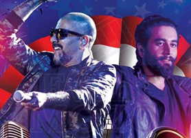 Vishal Shekhar Live In Concert - Los Angeles