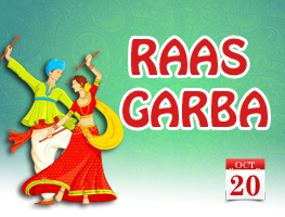 creationsbox GCA Bay Area Raas Garba 2018