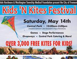 Kids 'N Kites Festival