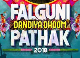 EventMozo Falguni Pathak Dandiya & Raas Garba in Housto...
