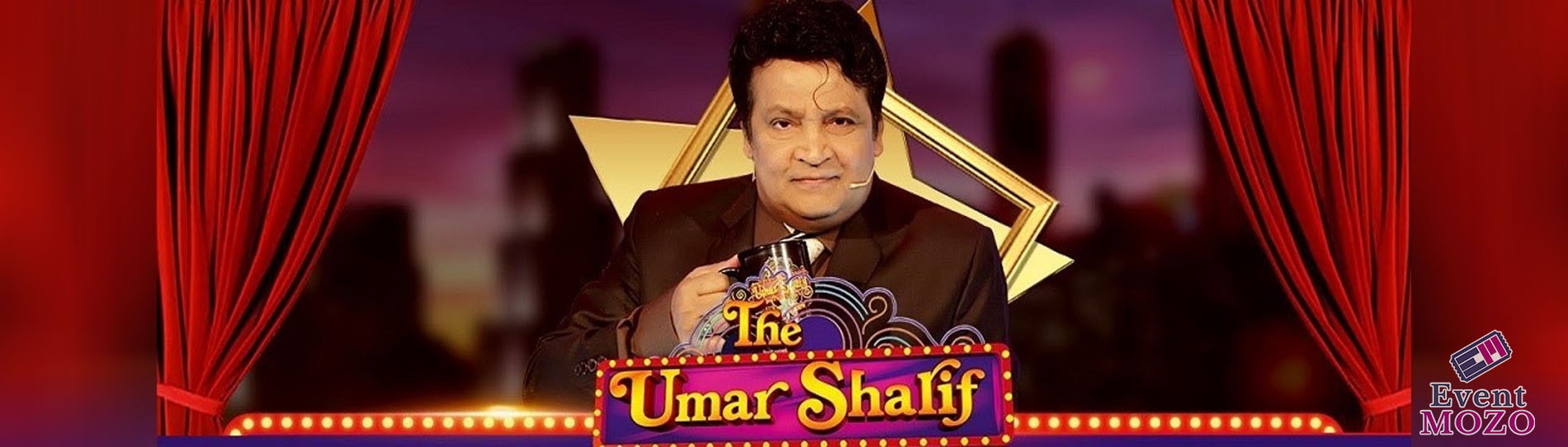 EventMozo Umer Sharif - King of Comedy Live In Houston 2018