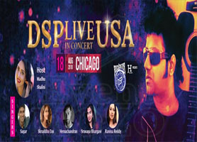 eventmozo Devi Sri Prasad (DSP) Live In Chicago