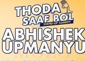 EventMozo Abhishek Upmanyu Standup Comedy Live in Chica...