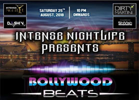 eventmozo Bollywood Beats with DJ AVI from Sydney Australia