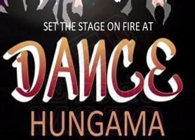 eventmozo DANCE HUNGAMA 2018