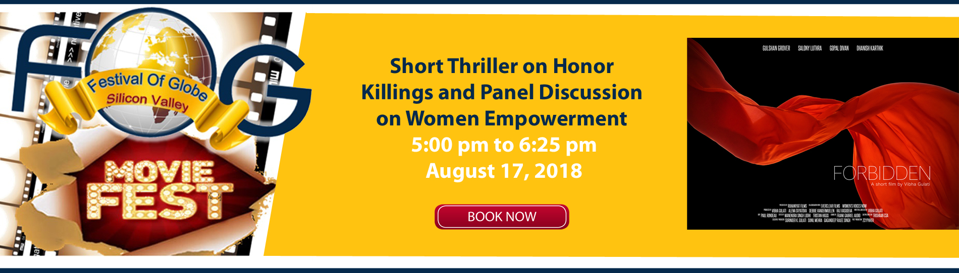 EventMozo Short Thriller on Honor Killings and Panel Discussion on W....