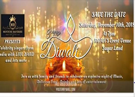 eventmozo Diwali Nite 2018 in Houston