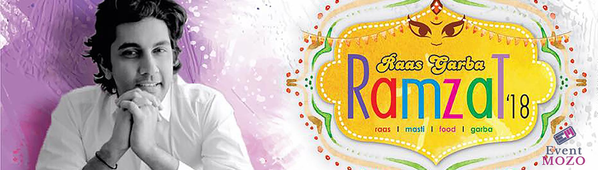 EventMozo VA - Raas Garba Ramzat - Parth Oza and Saaz Group