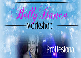 eventmozo The BellyDance Workshop