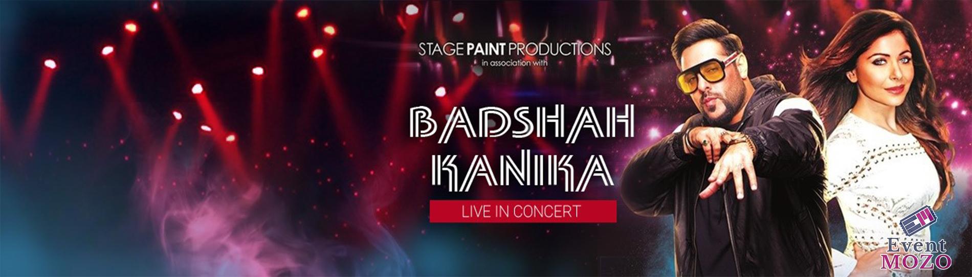 EventMozo BADSHAH - KANIKA Live In Concert - Los Angeles
