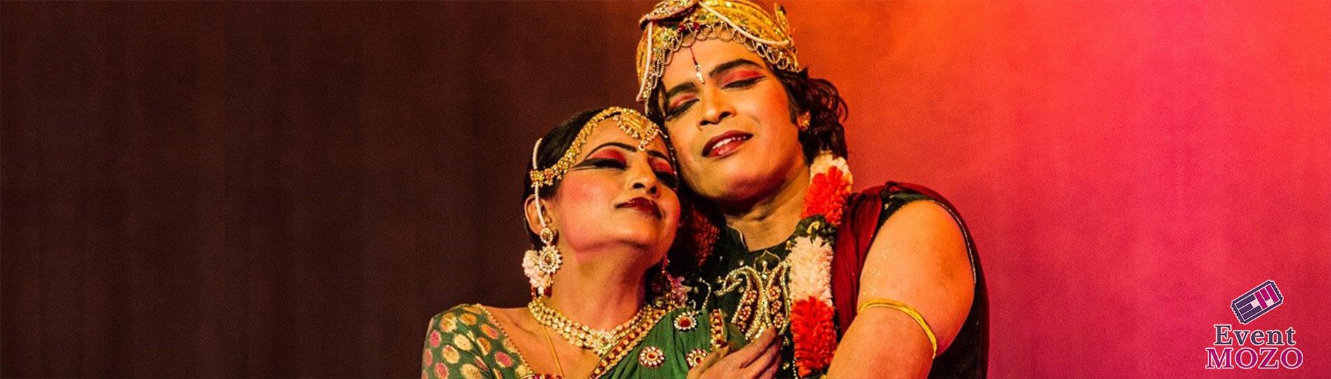 EventMozo Kathak Duet By Dr. Hari & Dr. Chethana