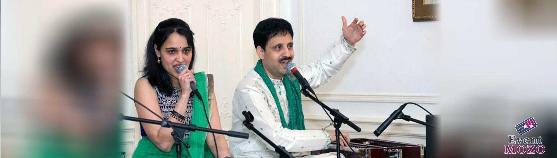 EventMozo Swaraanjali Group - Krushanu & Deeti - Live Navarati Garba Raas