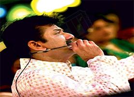 eventmozo Shri Achal Mehta Live Navratri Raas Garba 201...