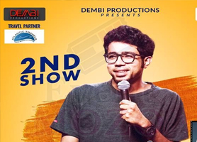 2nd Show: Abhishek Upmanyu Stand Up Comedy Live in Bay Area