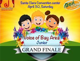 eventmozo Voice of Bay Area Junior Singing Competition Grand Finale
