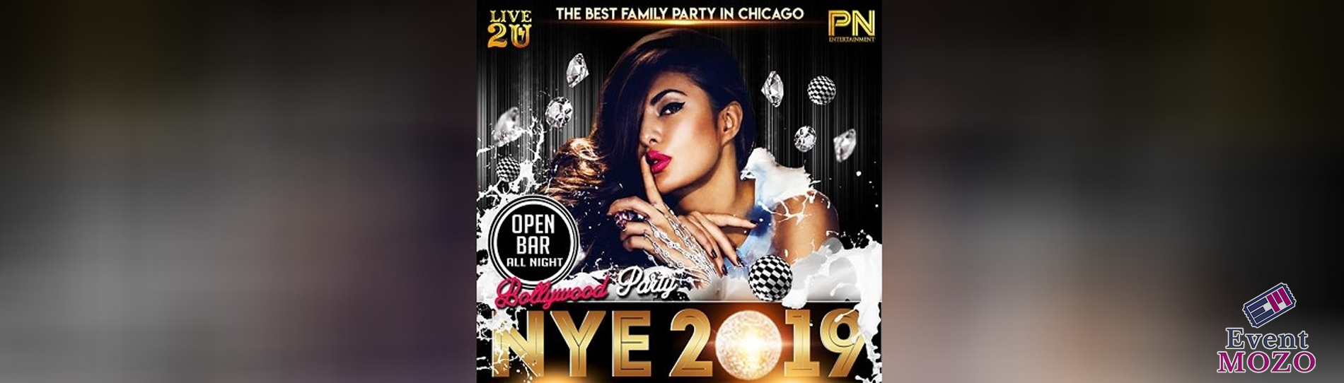 EventMozo NYE 2019 Bollywood Party