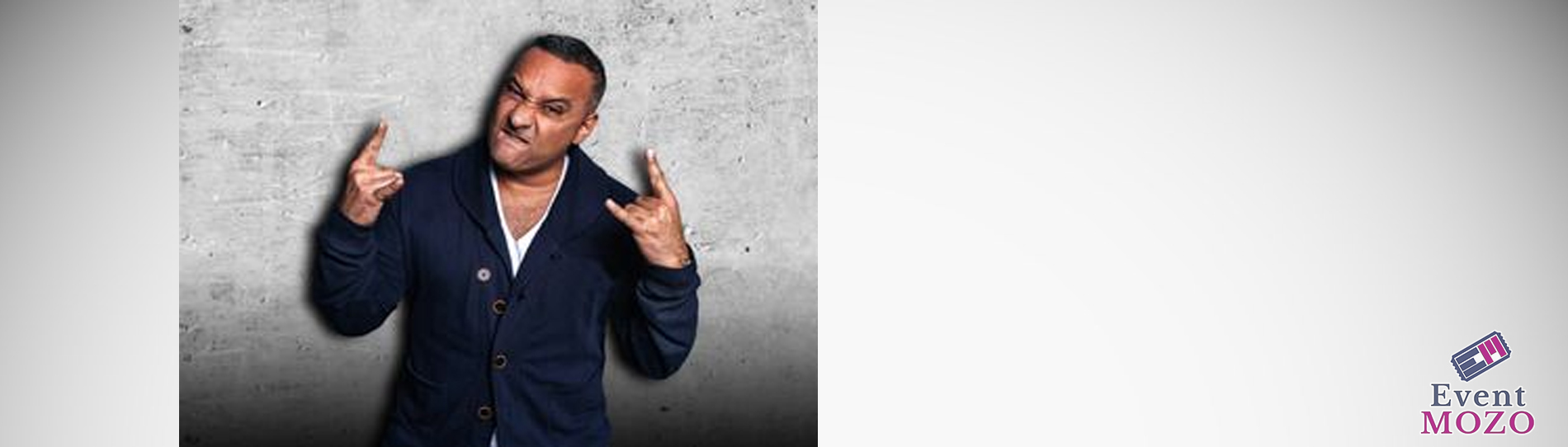EventMozo Russell Peters: Deported World Tour, Washington DC