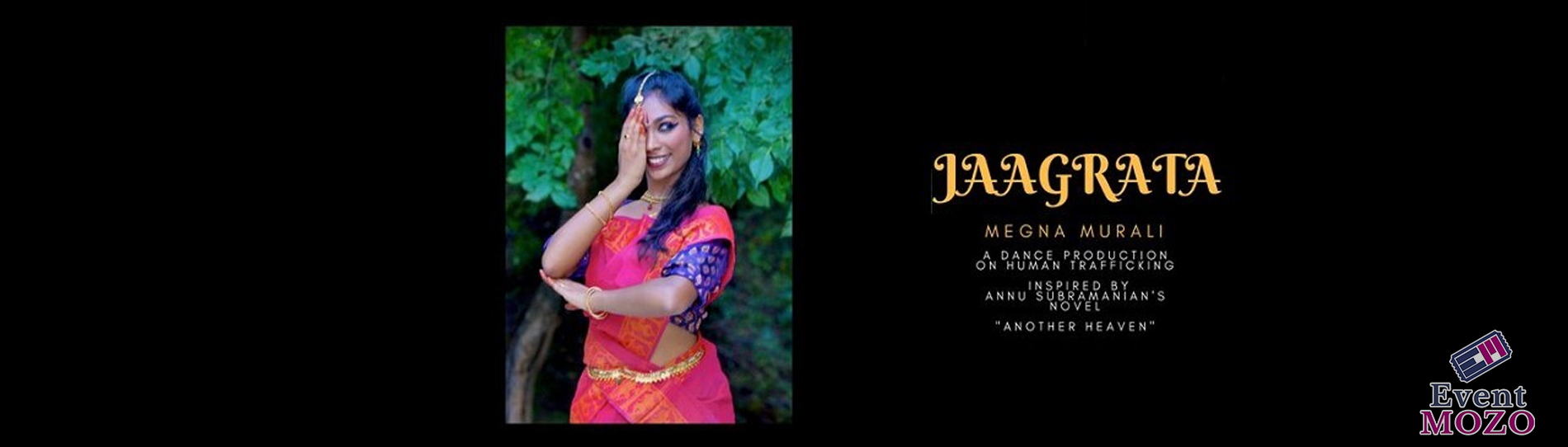 EventMozo Jaagrata - Bharathanatyam production - A Fundraiser for Ud....