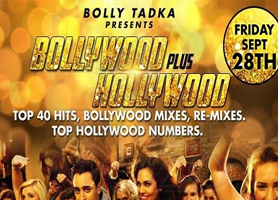 eventmozo Bollywood Hollywood Fusion Party