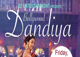 EventMozo Bollywood Dandiya 2018