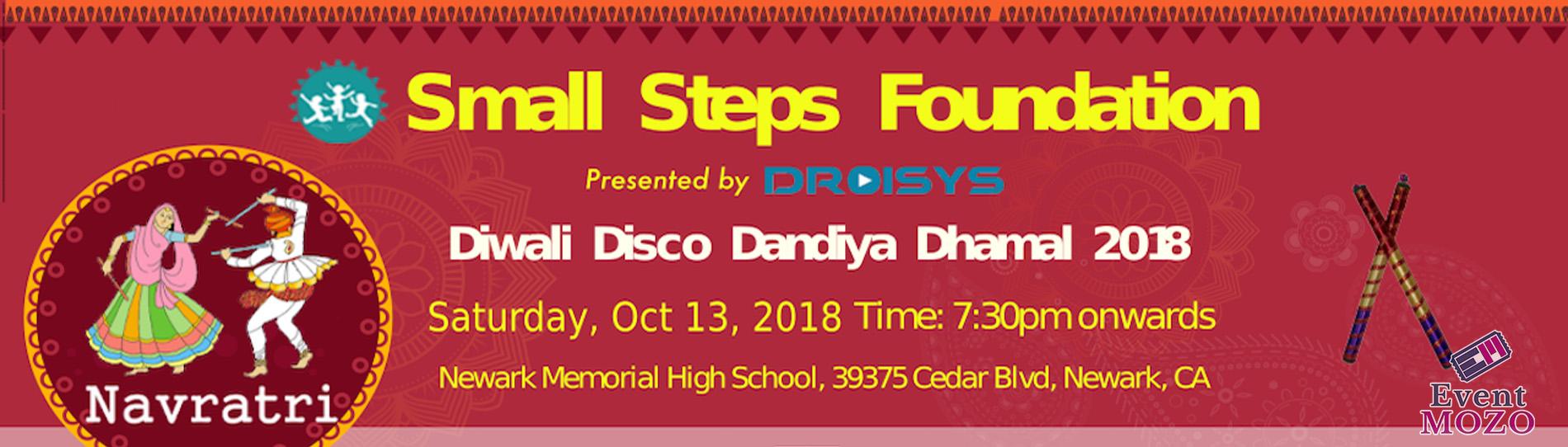 EventMozo SSF Diwali Disco Dandiya Dhamaal 2018