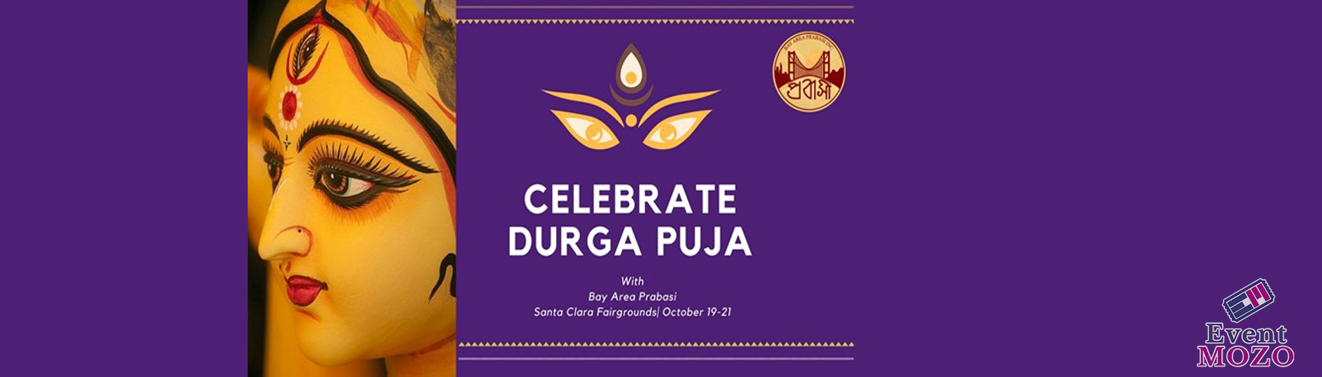 EventMozo Bay Area Prabasi Durga Puja 2018