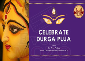 creationsbox Bay Area Prabasi Durga Puja 2018