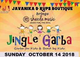 EventMozo Jingle Garba By Kids and For Kids