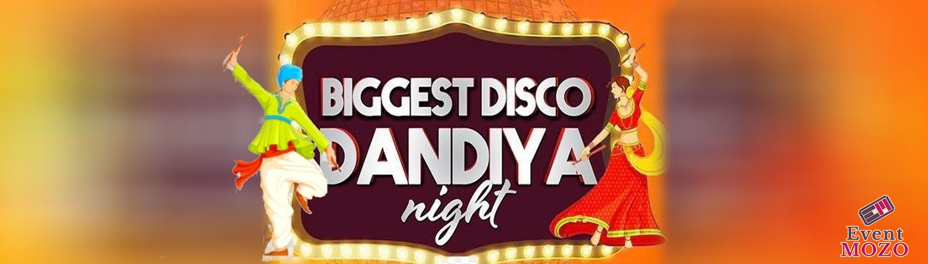 EventMozo Disco Dandiya in the Club
