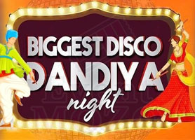 EventMozo Disco Dandiya in the Club