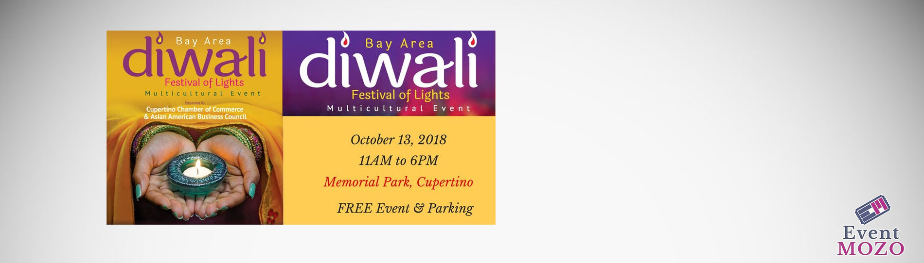 EventMozo 2018 Bay Area Diwali Festival