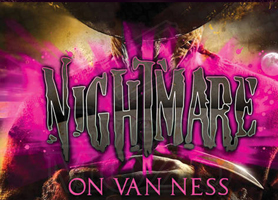 EventMozo Nightmare on Van Ness Halloween Bash