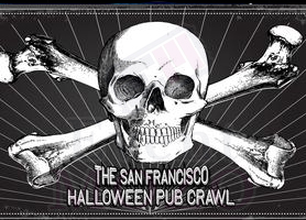 EventMozo Adult Trick 'R Treating Pub Crawl 2018